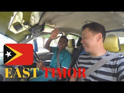 #88 TIMOR LESTE 🇹🇱 | First impression of EAST TIMOR