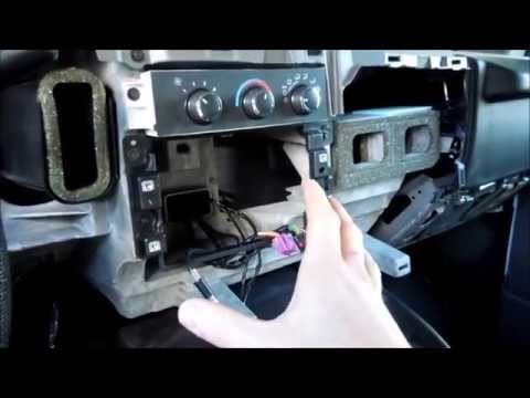 help on silverado double din stereo install autos post. Black Bedroom Furniture Sets. Home Design Ideas