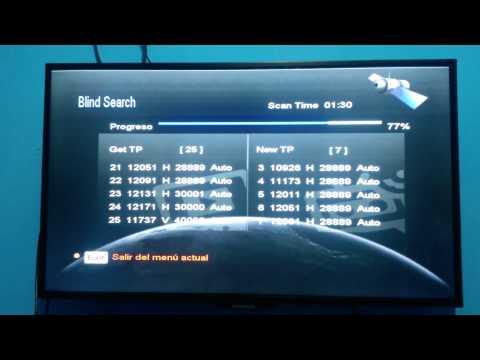 AzAmerica s926 HD Actualización y Configuración por IKS y sds