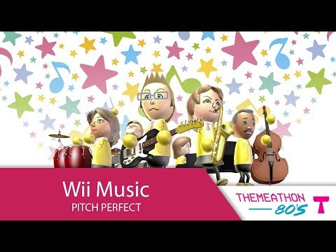 Wii Music [Pitch Perfect] by GaryJGames - Themeathon 80s