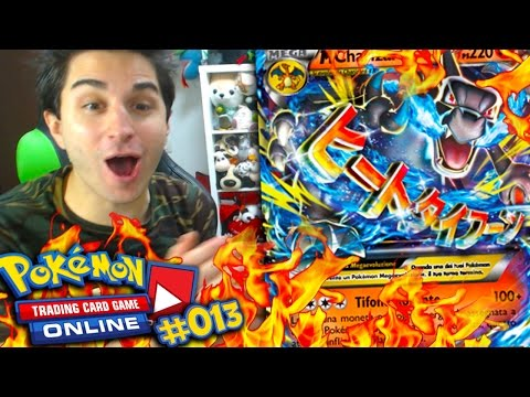 ANIMA INSULTA IL GIOCO E TROVA UNA MAREA DI EX!!! - Pokémon GCC Online Mega Pack Opening #13