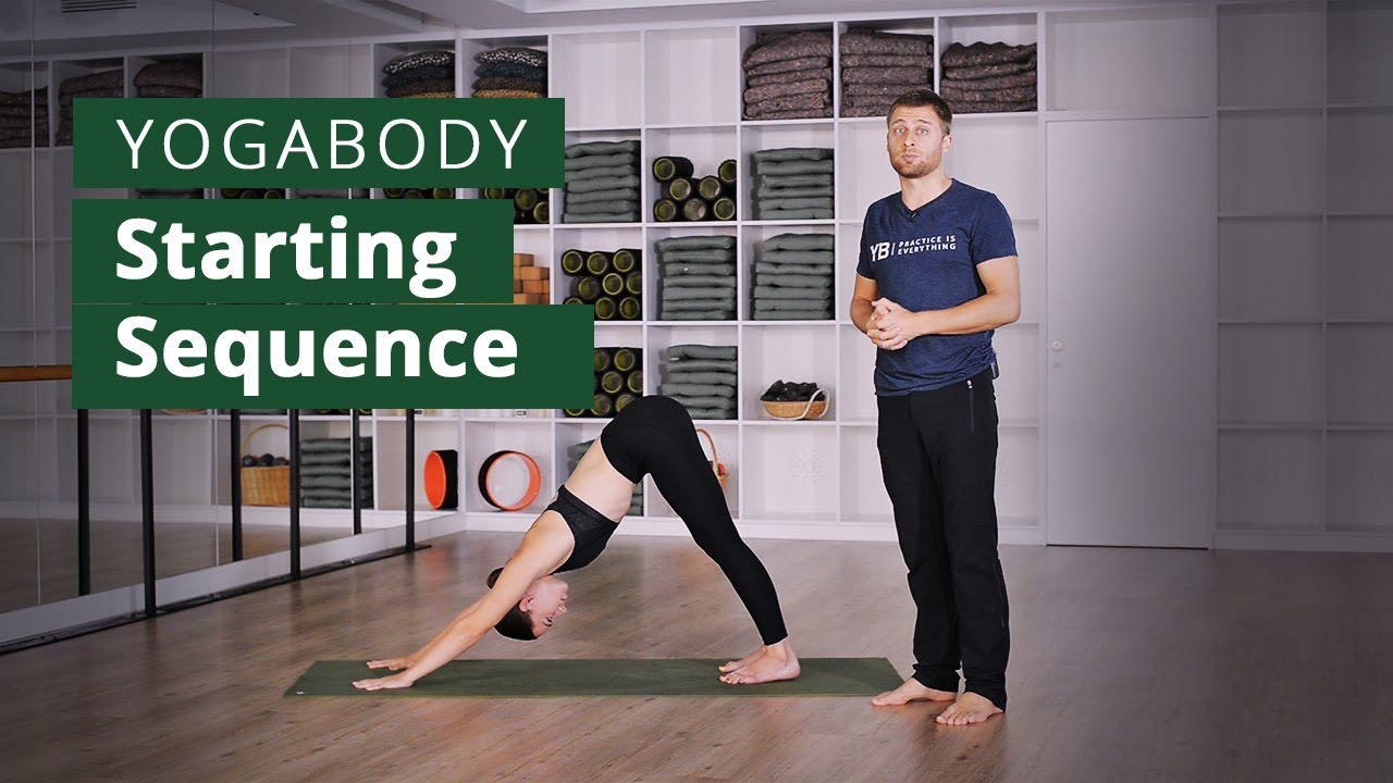 Yoga Standing Sequence For Both Beginners Advanced Students Youtube