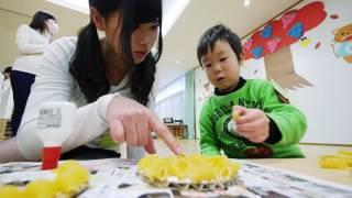 名古屋芸術大学 子ども発達学科 授業風景
