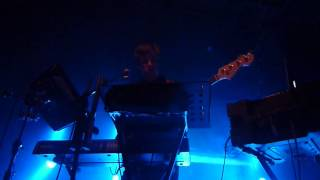 East India Youth 01 The Juddering + Turn Away (Village Underground London 04/06/2015)