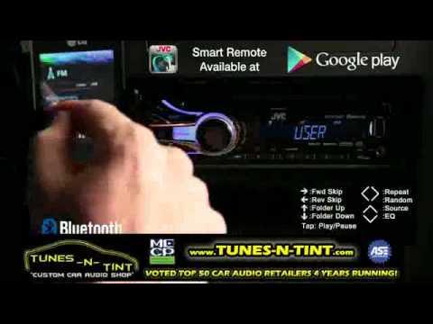 JVC KD-R73xBT Receiver Windows 8 X64
