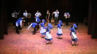 Chilean ballet folk dance: Chiloé