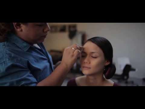 Simple HD Makeup Using Ronasutra Mineral Makeup - Chika
