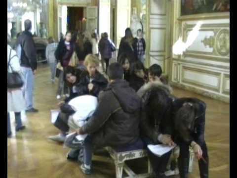 SUITE SORTIE VERSAILLES COLLEGE ST FRANCOIS DE SALES DIJON - OCTOBRE 2009