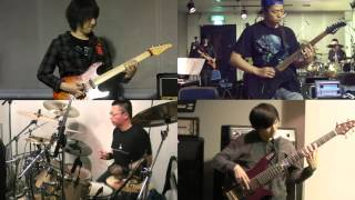 Angels And Demons / ANGRA (Full Band Cover)