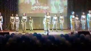 Танец  Open Kids Show Girls