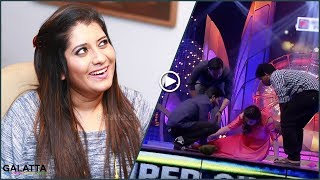 How VJ Priyanka pranked Karthi and Ma Ka Pa Anand | Galatta Exclusive