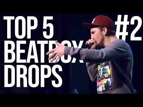 TOP 5 BEATBOX DROPS !/ PART 2