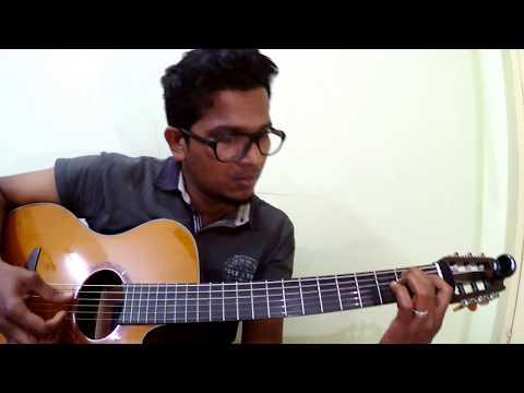 Vellai pookal   Part-1   Kannathil Muthamittal   Guitar Cover  Isaac Thayil   Ar Rahman  Vairamuthu