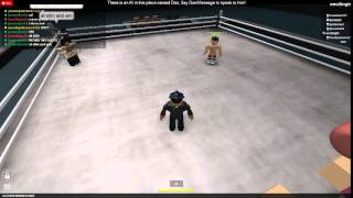 Roblox WWR Returns Ep.3 - Road To Wrestlemainia Gone Wild Part 5