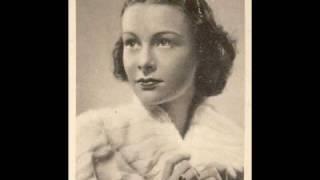Ilse Werner - So geht´s nicht weiter (1943)