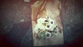 Свадебная ручка на подставке Gilliann Amore Caffa PEN026