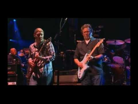 Allman Brothers Band With Eric Clapton - Key To The Highway 2009