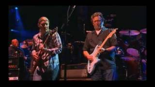 allman brothers band with eric clapton key to the highway 2009