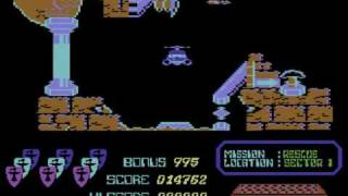 C64 Longplay - Airwolf (HQ)
