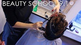 Базовое обучение колористике волосI Beauty school 9.1