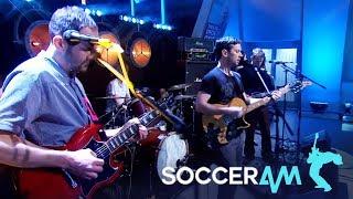 British Sea Power   Bad Bohemian (Live on Soccer AM)