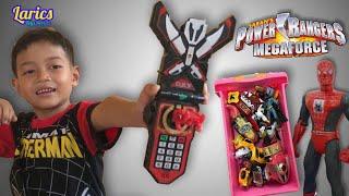 Mainan POWER RANGERS Ini Masih Bagus Juga - LUCU BANGET !