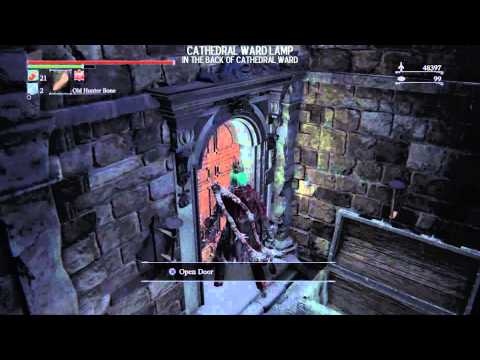 Bloodborne Possible Dlc Area Locked Door In Cathedral Ward Near