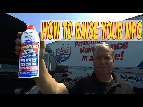 How to Clean your Fuel System and Raise MPG