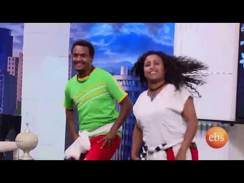 Ethiopia: EBS Fasika Special Show: Bekele Arega
