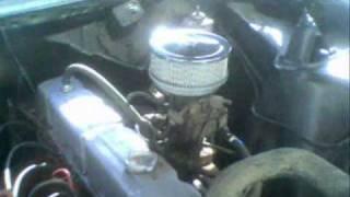 1963 Chevy II Nova With 194 Inline 6