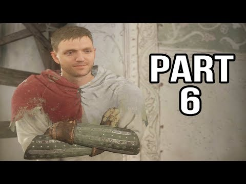 Kingdom Come Deliverance Gameplay Walkthrough Part 6 - Priest Godwin