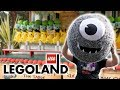 Playing ALL the carnival games at Legoland!