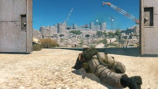 MGS5 - Ep.30: [Skull Face] - No Traces / Perfect Stealth