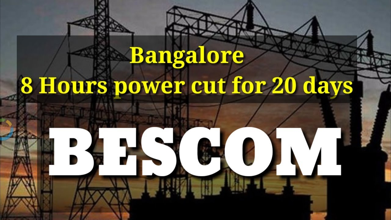 Image result for power cut bangalore