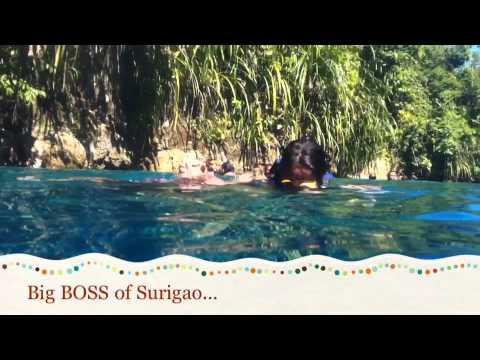 Enchanted River @Surigao (Let's GO DEEP)