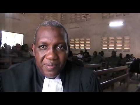 At the Douala high court of justice