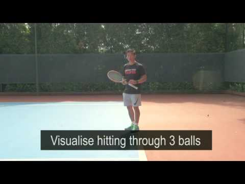Tennis Forehand Tips: How To Hit Deep