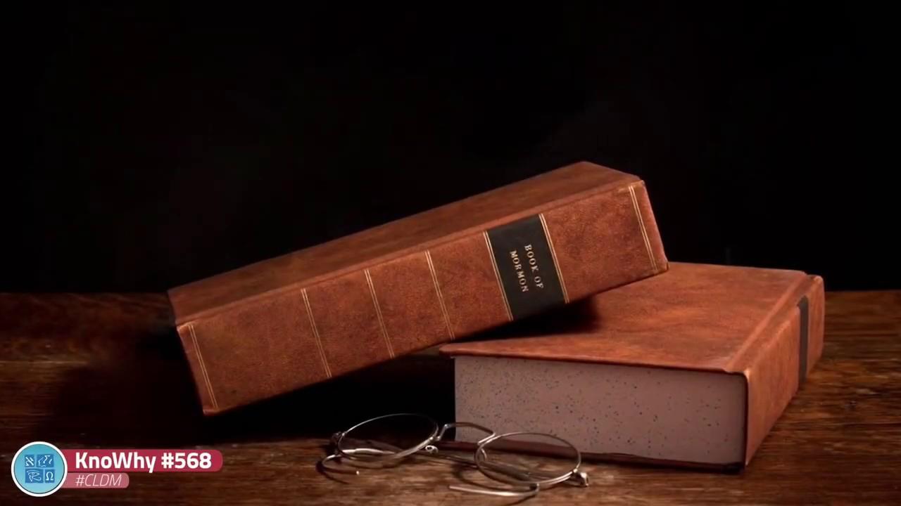 Sinónimos y términos legales en el Libro de Mormón #568