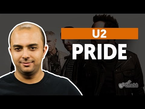 Pride - U2 (aula de bateria)