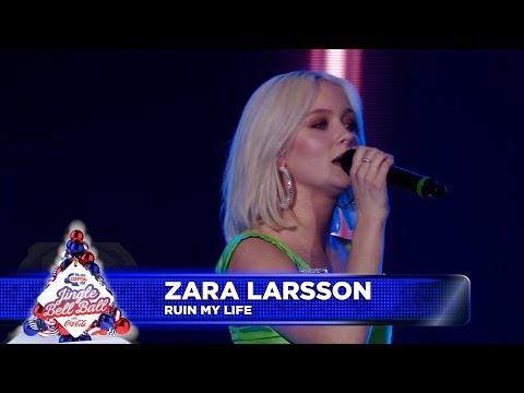 Zara Larsson - 'Ruin My Life' Live at Capital's Jingle Bell Ball 2018