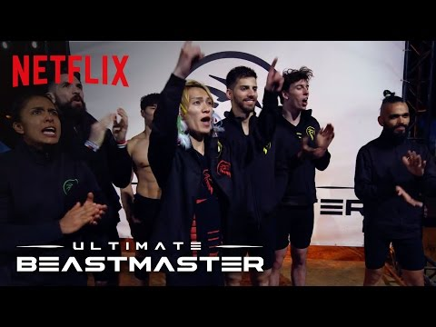 Thumbnail: Ultimate Beastmaster | Get Hyped | Netflix