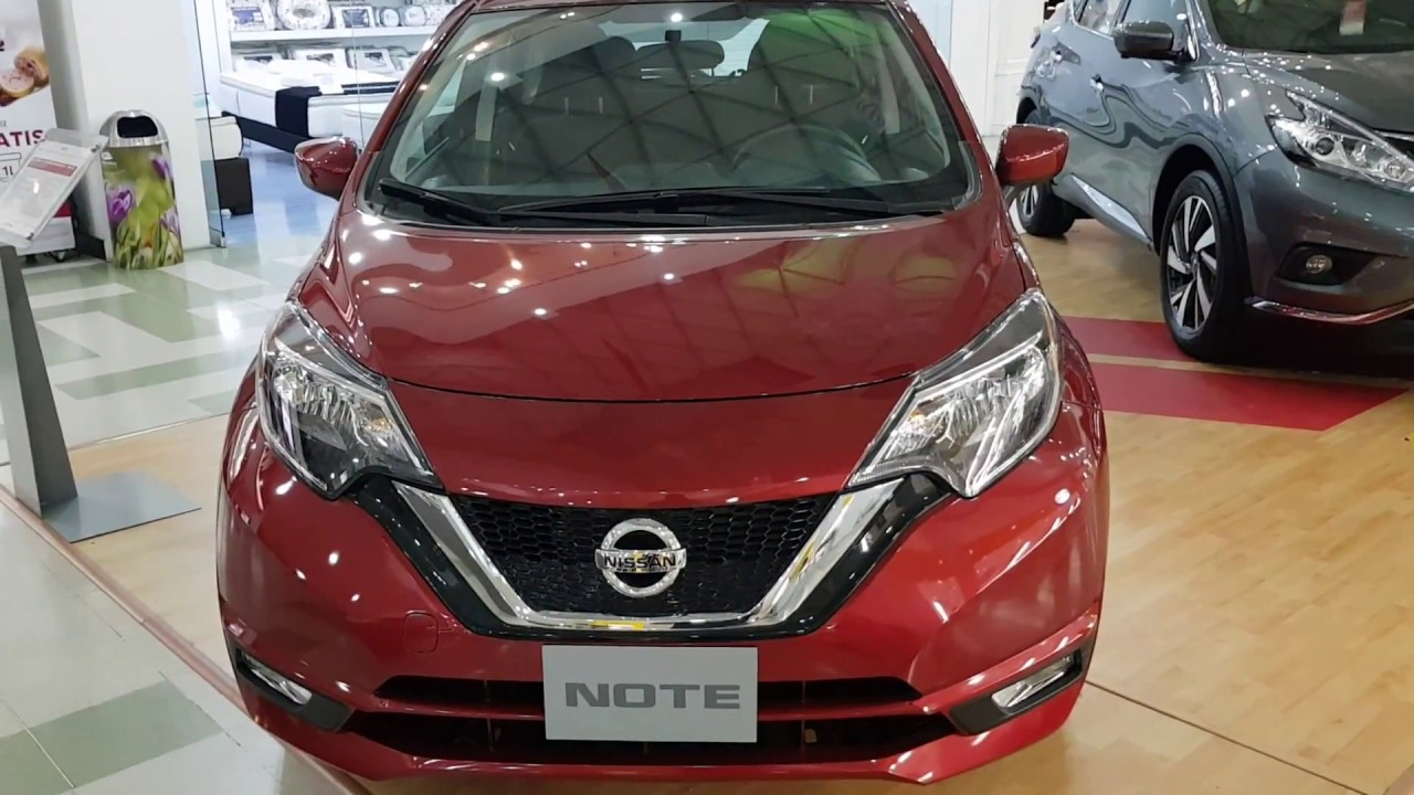 Nissan Note 2019 - YouTube