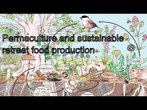 Permaculture and Sustainable Retreat Food Production - PrepCon V