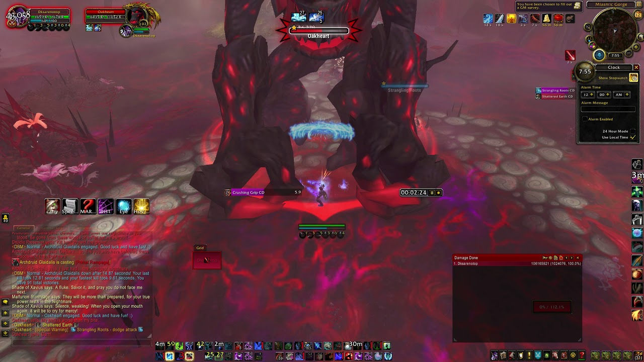 59 death knight twink spec