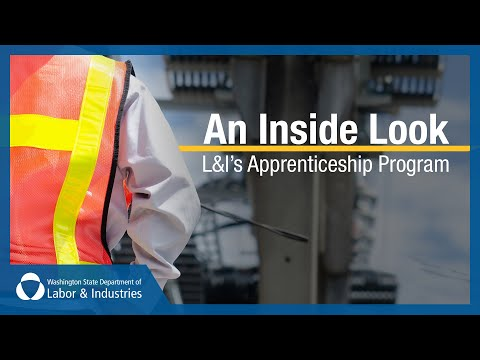 An inside look into L&I's Apprenticeship Program