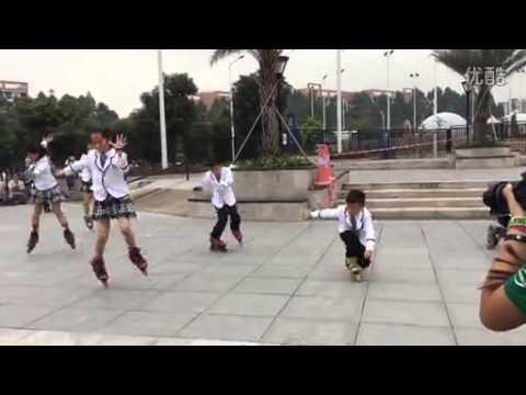 [MV] Nhảy Patin Sổ Tay Rèn Luyện Tuổi Thanh Xuân (TFBOYS)