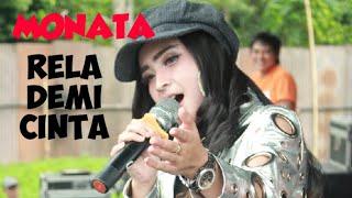 Download Mp3 Monata - Rela Demi Cinta - Elsa Amalia - Live Purbalingga