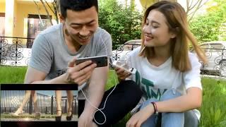 Реакция китайцев на тувинскую музыку. A.Kuular. БС & Ишкин оглу. Группа 'Уер'