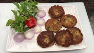 Chicken Shami Dum Kabab | Chicken Shami Kabab recipe | Shami Kabab Made By Seema Shaikh