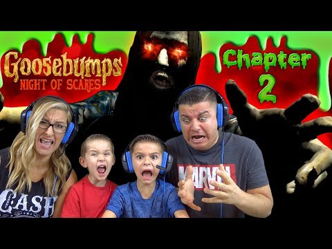 Goosebumps: Night Of Scares - Chapter 2 |